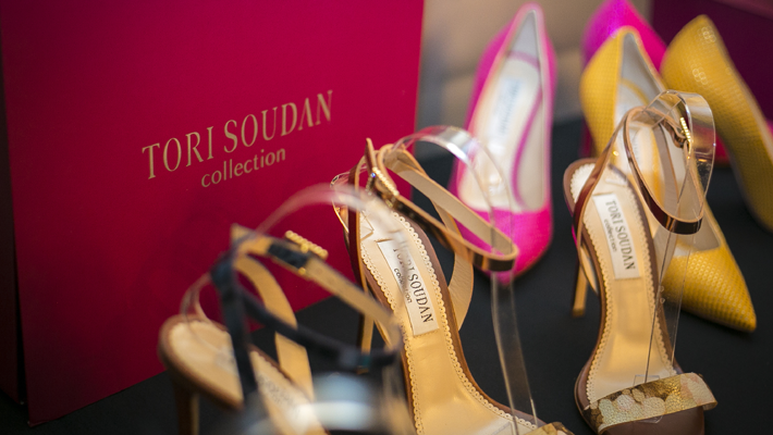 Tori Soudan Collection - Tori Soudan Shoes - female shoe designers - african american shoe designers - empowering women - women empowerment - tysons corner shoe stores - washington dc shoe stores - empowering women in fashion