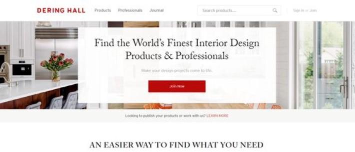 interior design resources - dering hall - top interior designers directory