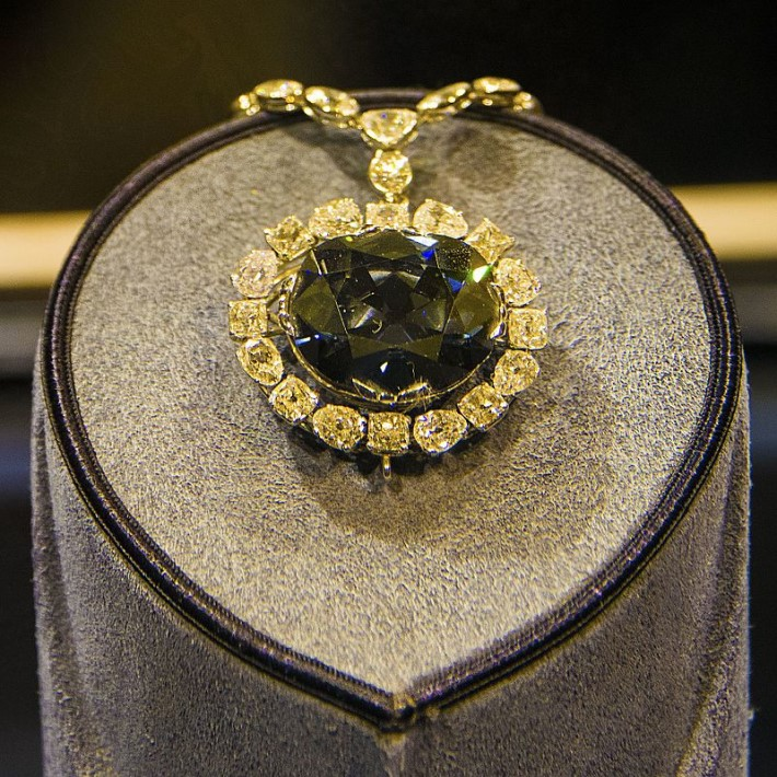 Hope Diamond Jewelry