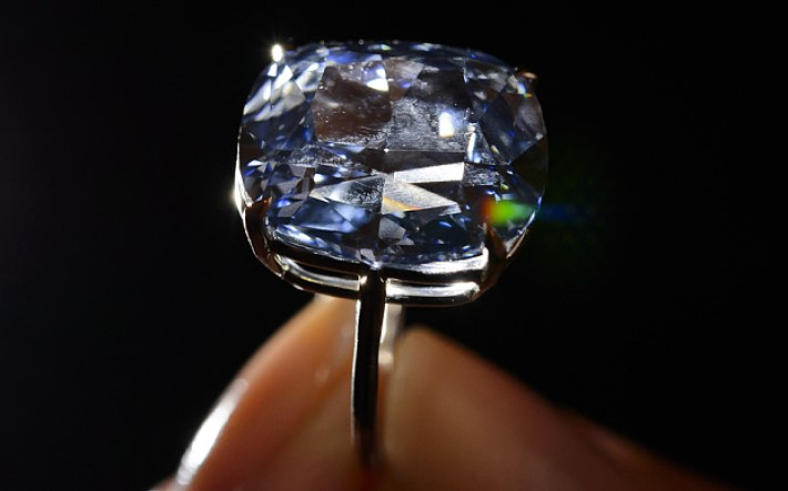 Blue Moon Josephine Diamond Jewelry