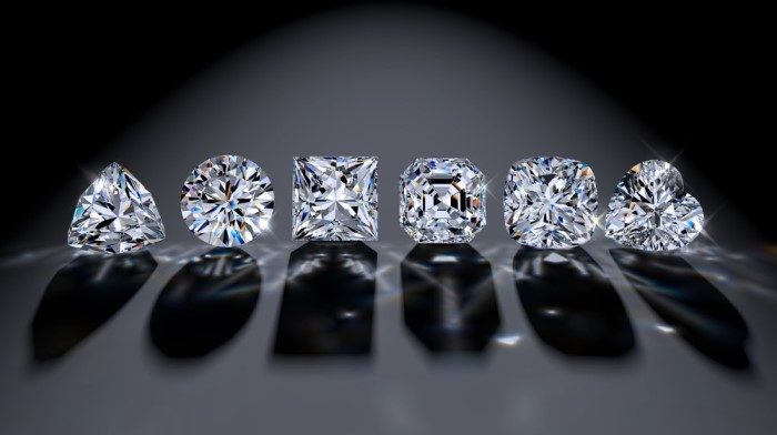 Different Types of Diamond Jewelry