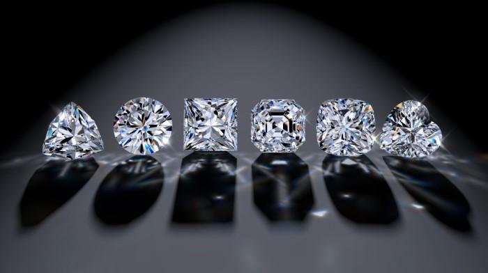 Different Types of Diamond Jewelry