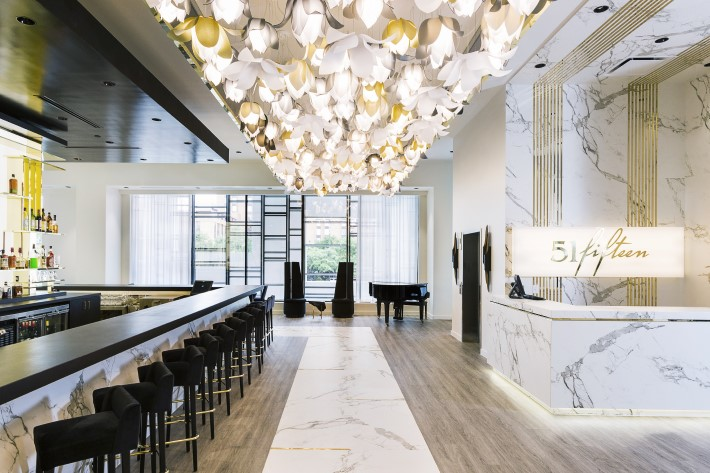 51fifteen restaurant contour interior design