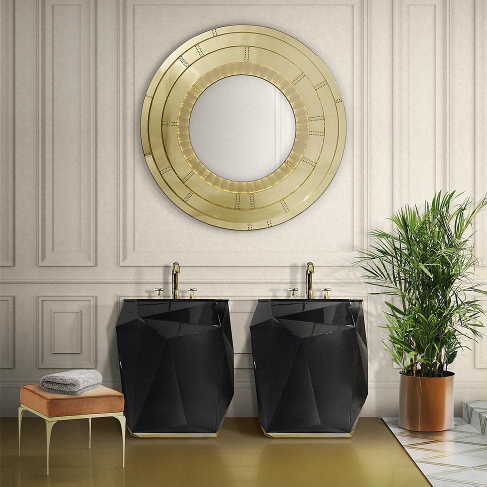 rita stool koket diamond freestanding maison valentina