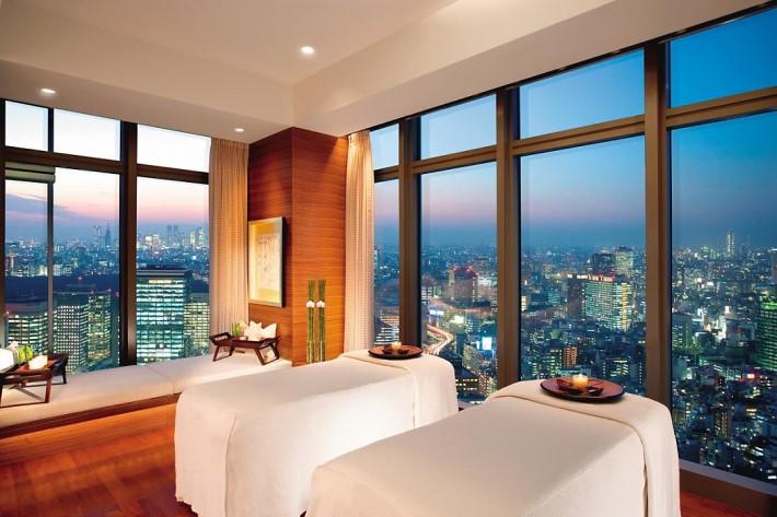 Spa Mandarin Oriental Tokyo