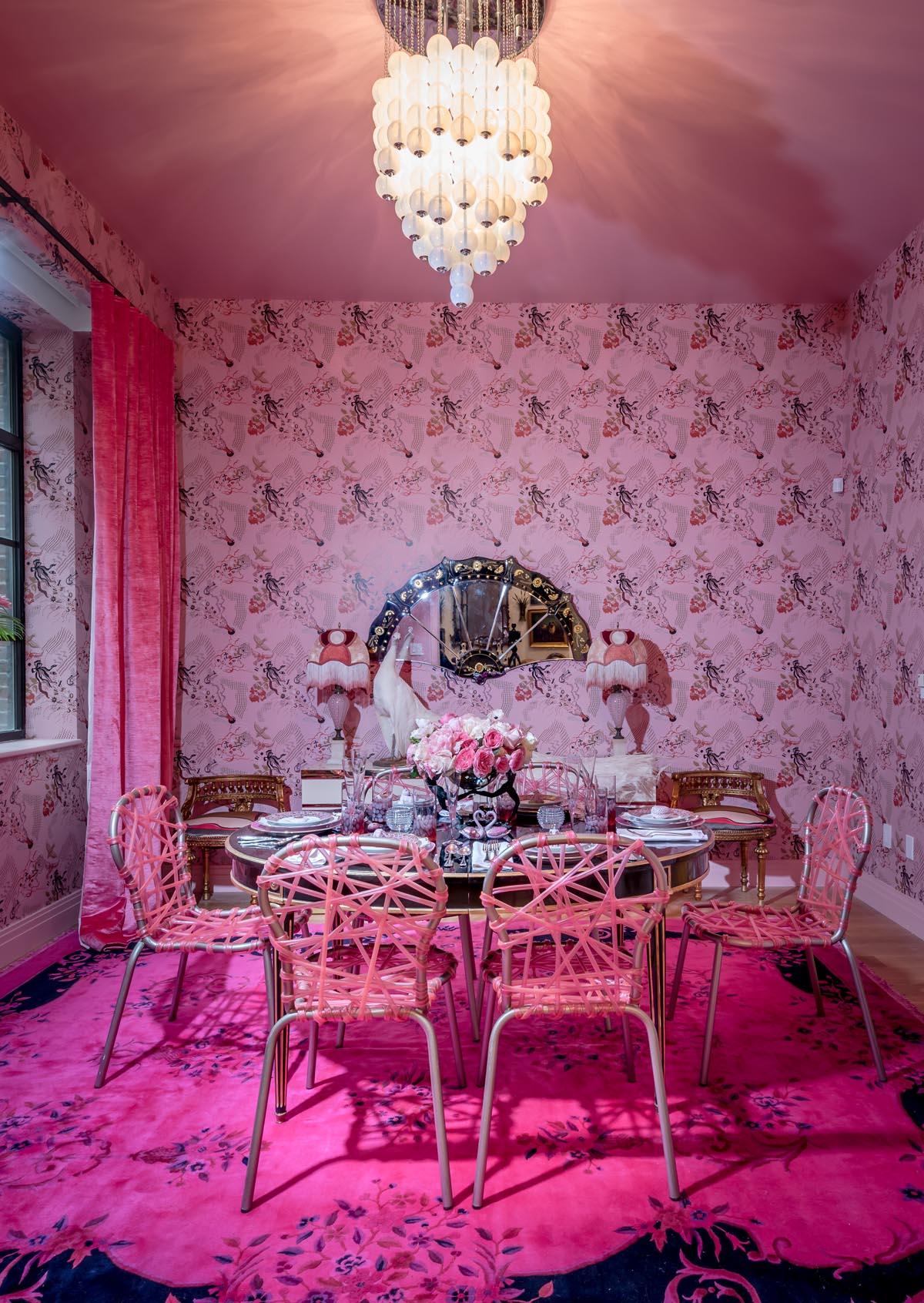 Holiday House Soho by Sasha Bikoff Interior Designer NYC