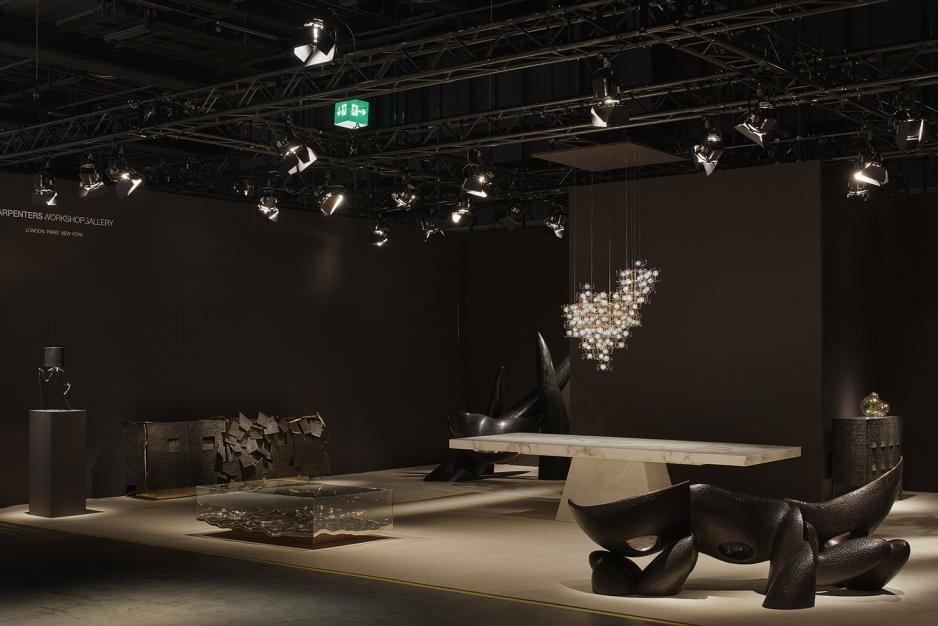 CARPENTERS workshop gallery at Design Miami galleries