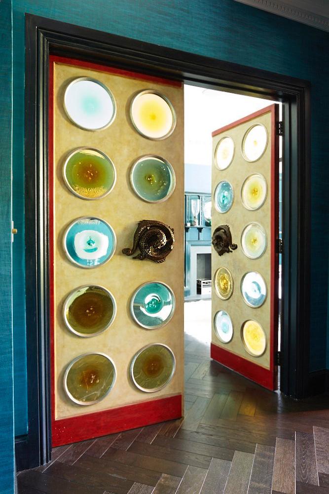 Ornate Door Design by Trilbey Gordon