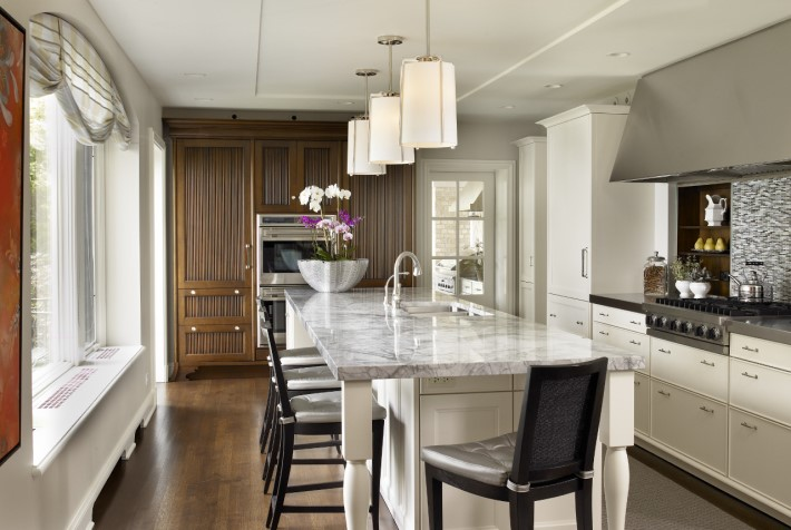 Interior design tips for kitchens