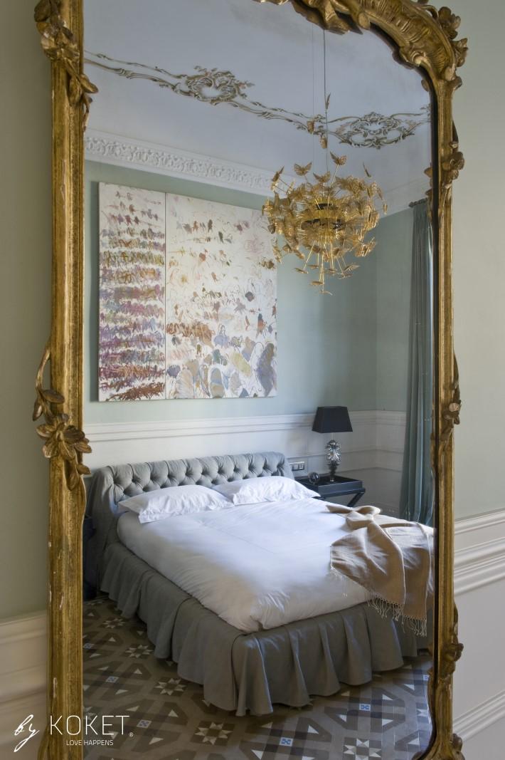 luxury bedroom by koket