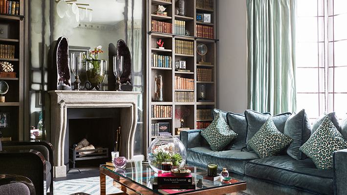 An Inspiring and Seductive Luxury Interior by Trilbey Gordon Interiors