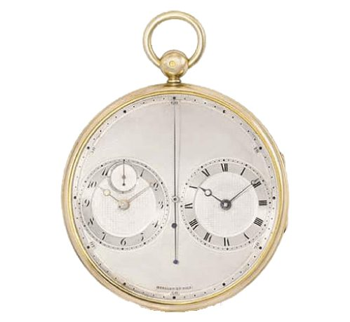 Breguet Antique Number 2667 pocket watch in 18 karat gold - one of the most expensive watches ever made$4.6 Million