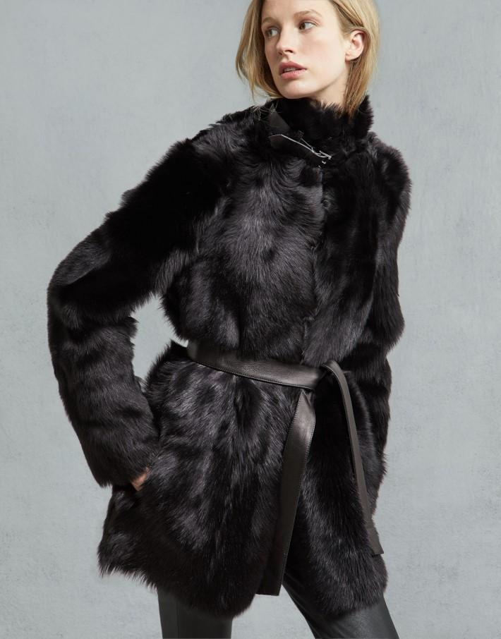 Luxury winter clothing by Belstaff