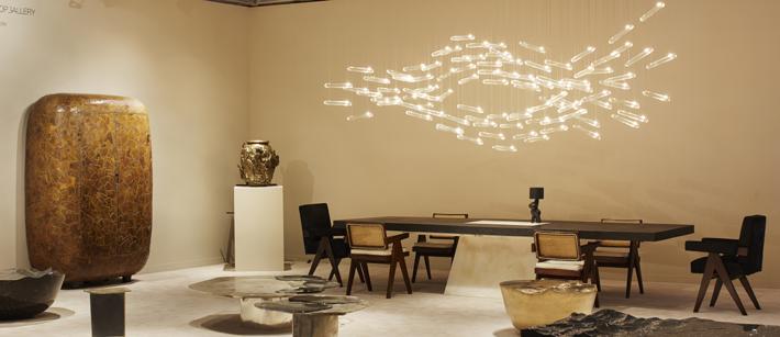 Design Miami Carpenters Workshop Exhibit