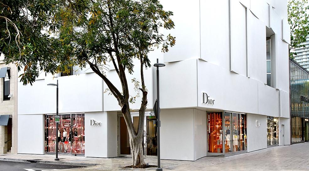 Dior Store Miami Design District