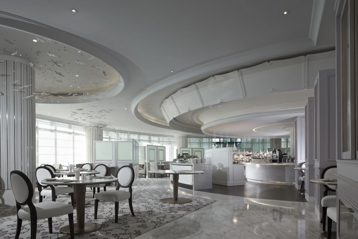 Hospitality Design at James Lee's Hotel Zhuhai
