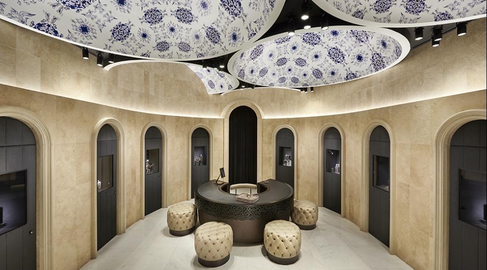 Sevan Bicakci Miami Design District Store