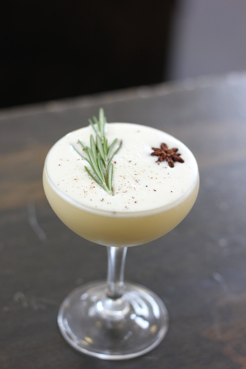 The Mayhaw at St. Roch Market - Miami Design District - Youll Shoot Your Eye Out Cocktail
