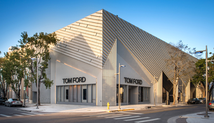 Tom Ford Boutique Miami Design District