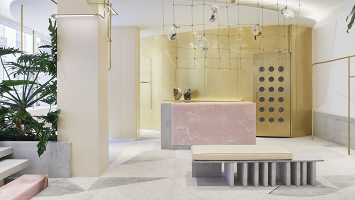 Forte Forte Paris Store: A Retail Design Work of Art