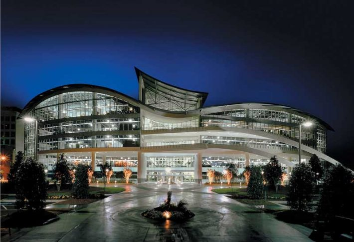 showplace building at high point market - interior design events 2019