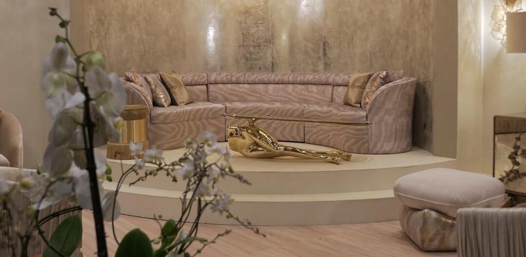 Luxury home decor by KOKET at Maison et Objet 2019