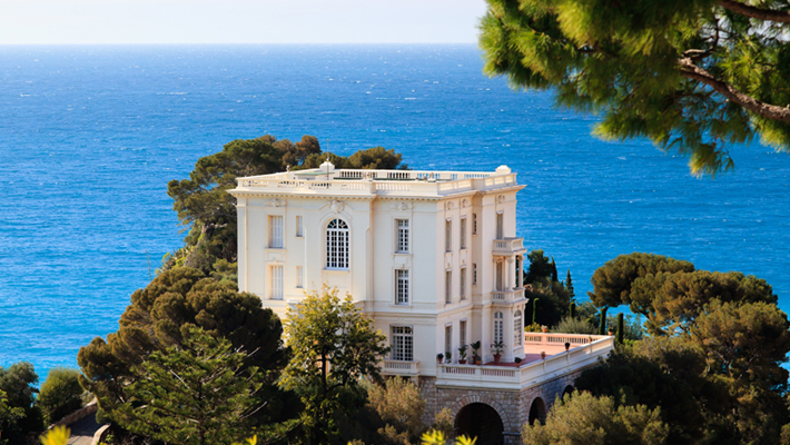 NOMAD Monaco 2018 at Villa La Vigie - Karl Lagerfeld's Former Residence - Monaco Villas for Rent - art exhibition - design shows - art shows - the best galleries in the world