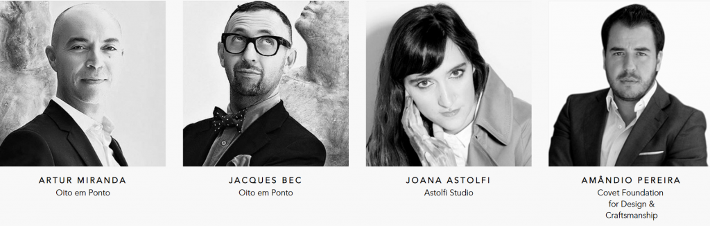 luxury craftsmanship summit speakers - maison & objet paris 2019 - portugal, eldorado archi, design & craft
