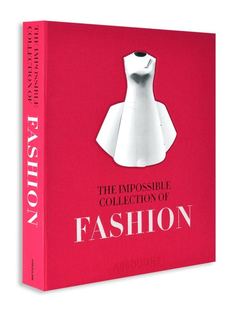 Assouline the Impossible Collection of Fashion Book from Farfetch - Lh Valentine's Day Gift Guide - Luxurious Gifts for Her