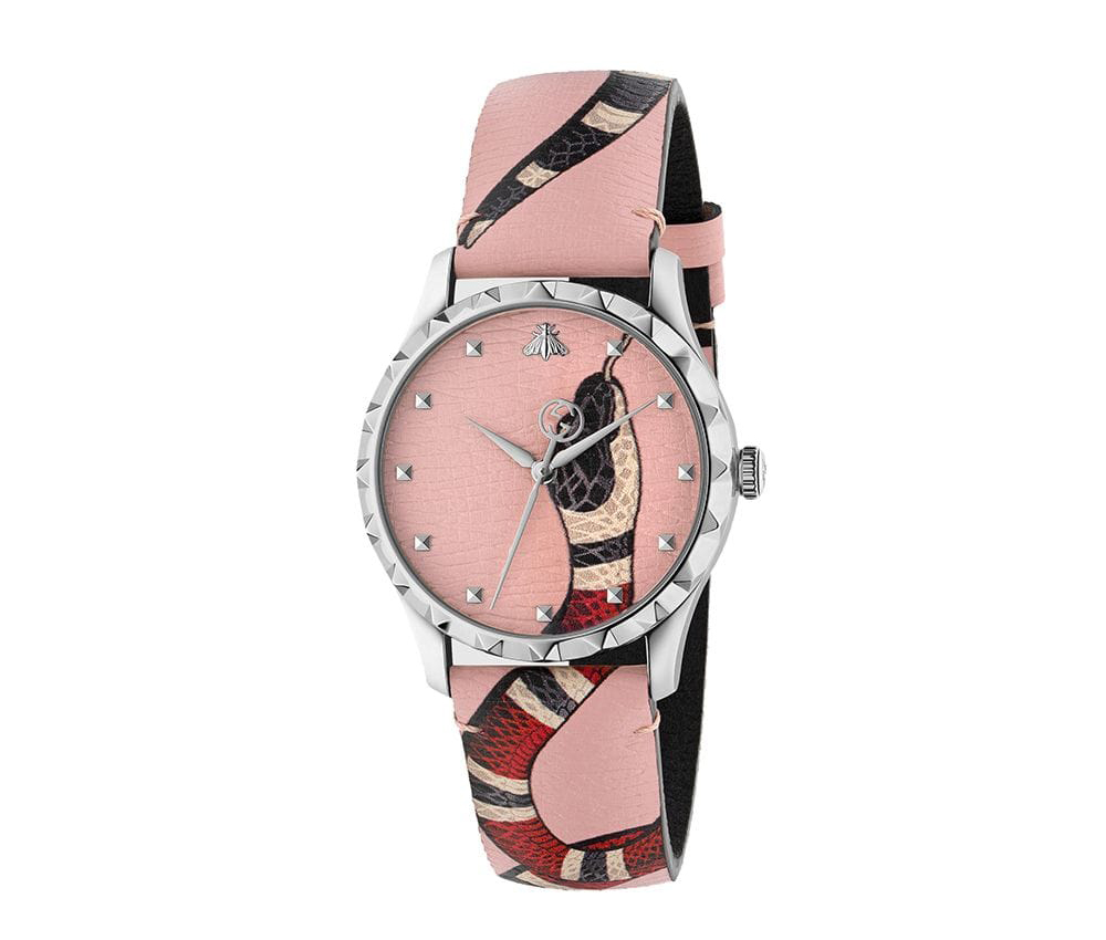 Gucci Le Marche des Merveilles Watch Farfetch - Lh Valentine's Day Gift Guide - Luxurious Gifts for Her