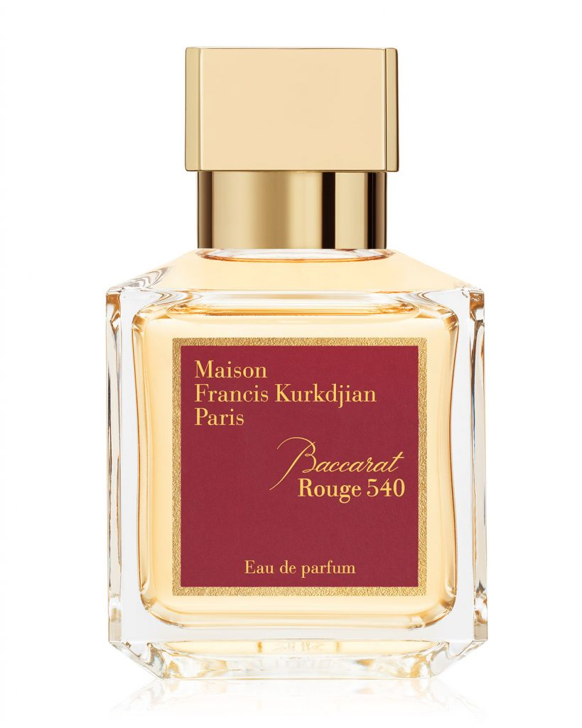 Maison Francis Kurkdjian Baccarat Rouge Eau de Parfume Bergdorf Goodman - Lh Valentine's Day Gift Guide - Luxurious Gifts for Her