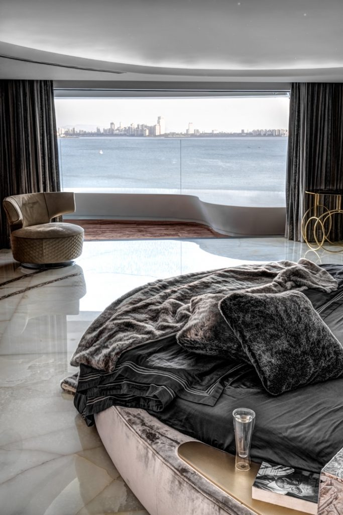 dream master bedroom design by zz architects