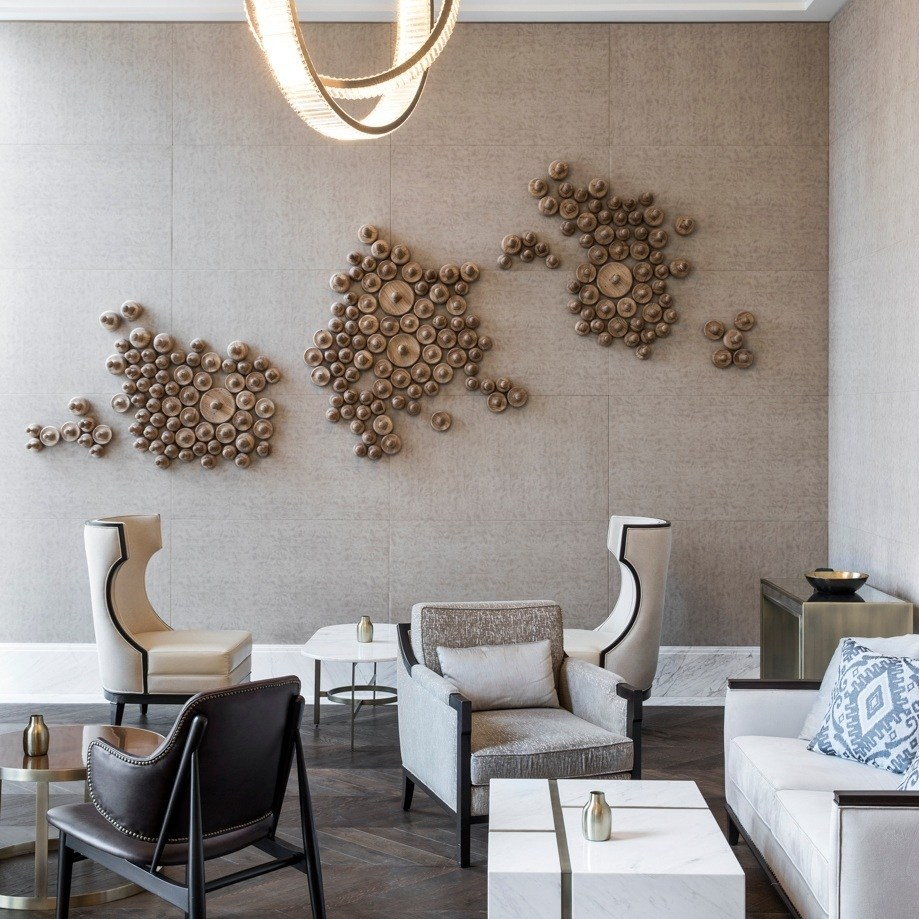 st. regis astana designed by atelier 27 - celebrating women's history month with top female interior designers