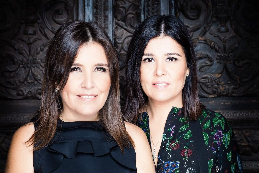 sisters Cláudia and Catarina Soares Pereira of Casa do Passadiço interiors - celebrating women's history month with top female interior designers
