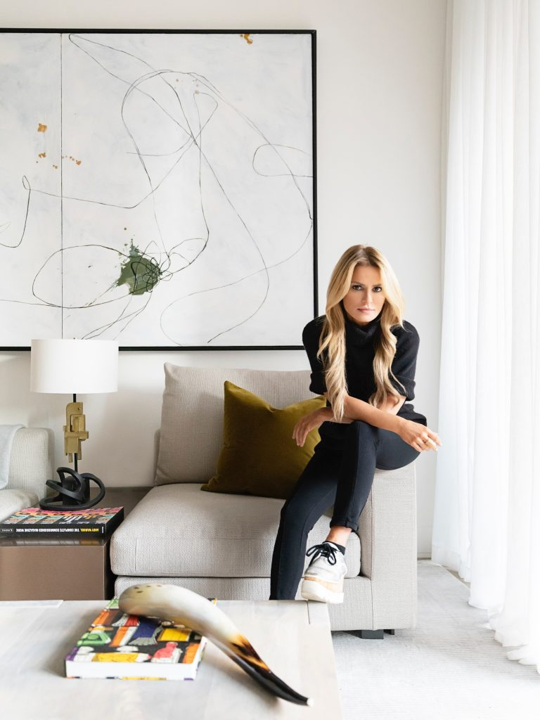 Cheryl Eisen founder of interior marketing group IMG - celebrating women's history month with top female interior designers
