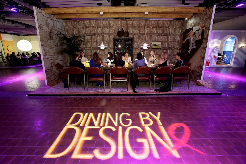 diffa's dining by design at the architectural digest design show