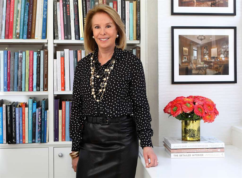 ellie culman founder of cullman and kravis interior design- celebrating women's history month with top female interior designers