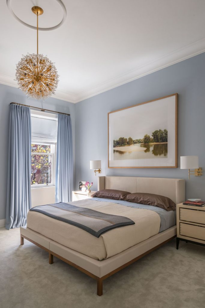 bedroom design by eve robinson - celebrating women's history month with top female interior designers