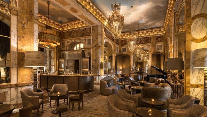 La Louche at Hotel de Crillon