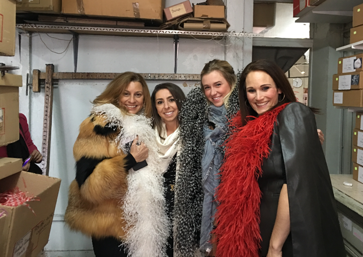 love happens team on Behind the Scenes at Ets Legeron with Le Connoisseur