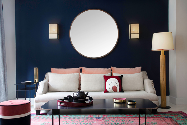 living room design by sarah ponitowski-lavoine - celebrating women's history month with top female interior designers