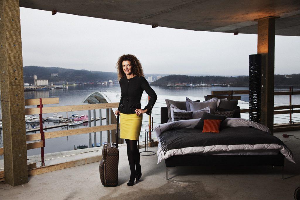top female interior designers - Anemone Wille Våge of wille interior