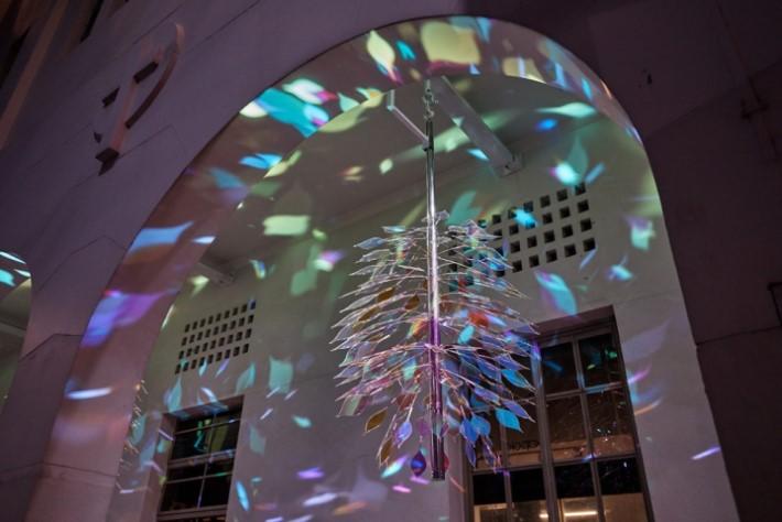 Street Lighting at Singapore Design Week