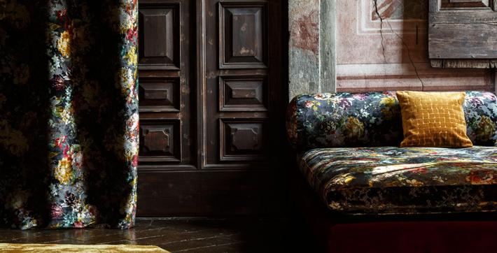 A Delicate Art: Textiles in Interior Design