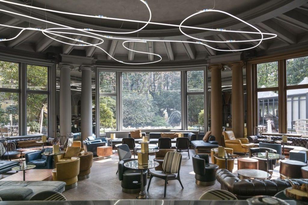 Best bars in Milan: H Club Diana