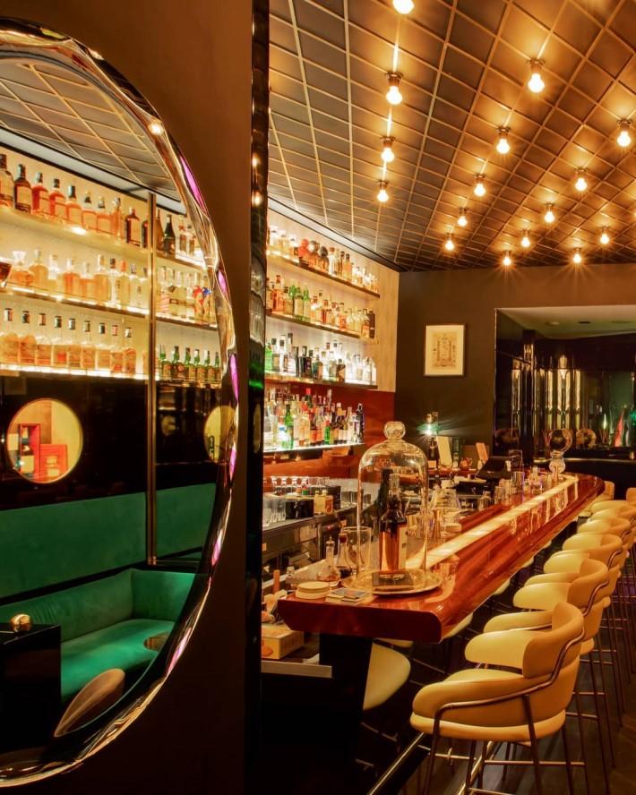 Best bars in Milan: The Spirit