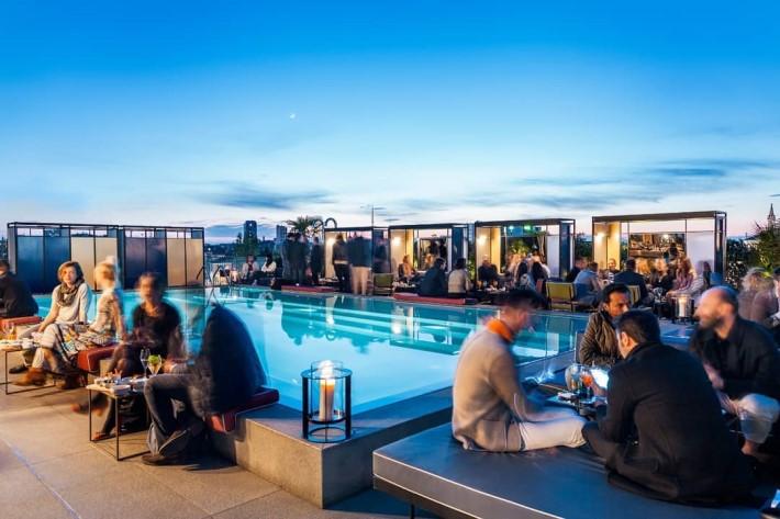 Best bars in Milan: Ceresio 7