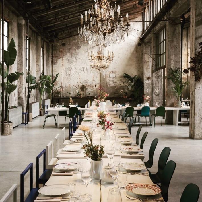 Best restaurants in Milan: Carlo e Camilla
