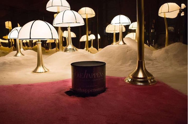 Love Happans @ Dimore Gallery where Gabriella Crespi's gorgeous creations were on display for Milan Design Week 2019