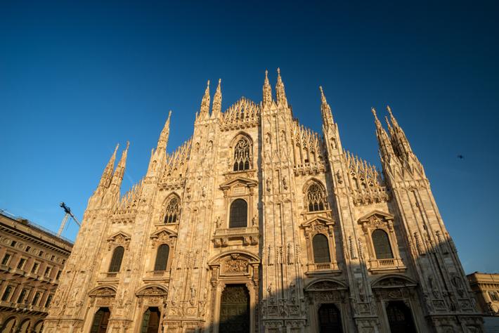 Duomo Milan Design Week 2019